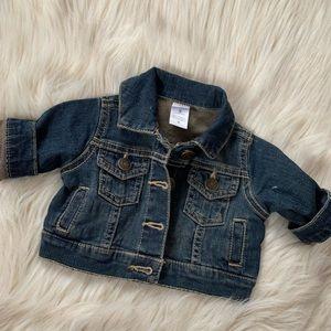 Baby Girls Carters Denim Jacket